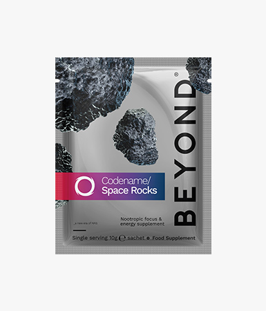 Space Rocks Sachet - 10g - Gaming Focus Supplement